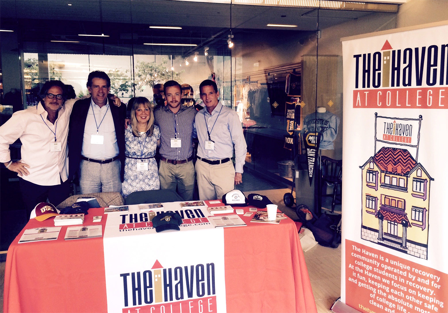 Home | The Haven at College