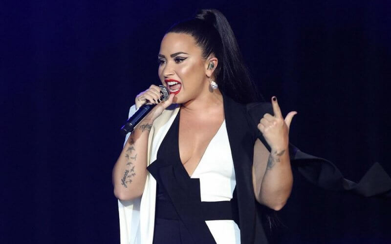 Demi Lovato can teach us a lot about the challenges of staying sober
